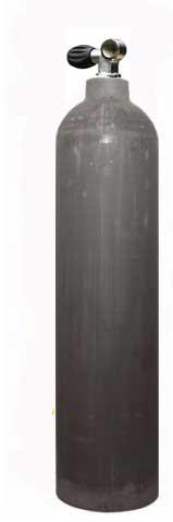 5.74 Litre Aluminium Cylinder