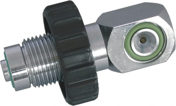A-Clamp To DIN Charging Adaptor