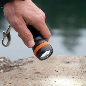 Ammonite LED Stingray Compact Dive Torch