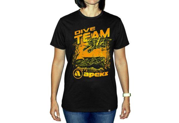 Apeks Dive Team T Shirt