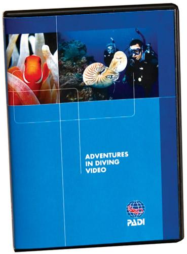Adventures In Diving DVD