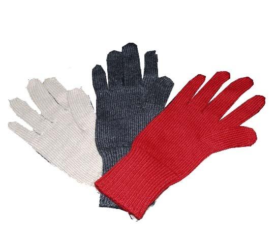 Alpaca Inner Gloves