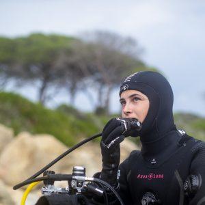Aqua Lung Blizzard Pro Drysuit - Womens